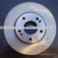 auto spare parts brake system Korean car brake disc/rotor