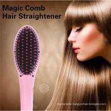 2015 Hot New Professional LCD Display Straight Iron Hair Brush