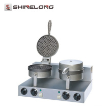 Destacável Waffle Maker Custom Plate Non-Stick Surface