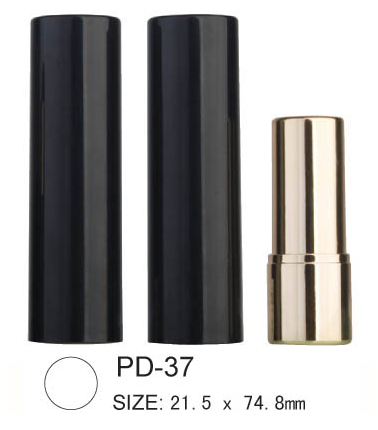 cylindrical chapstick tubes PD-37