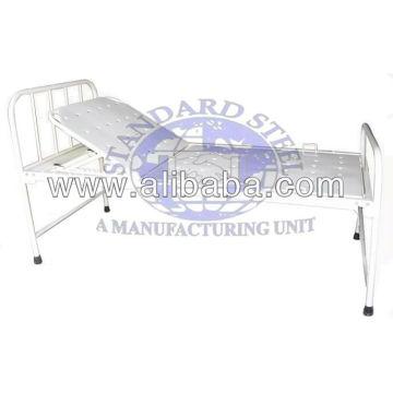 Manual Adjustable Hospital Bed