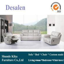 Домашний кинотеатр Recliner диван, кожаный диван, современный Recliner диван (GA08)