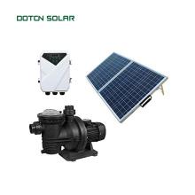 Солнечный водяной насос с насосами контроллера 1 л.с.