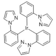 Tris (fenilpirazol) Iridium CAS 359014-72-5