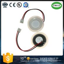 Zumbador y contactor de cerámica 4W Piezo electrónico piezoeléctrico