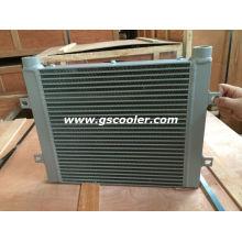 Охладитель гидравлического масла с двигателем 12 DC