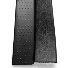 Leather Texture Waterproof Biothan Coated Webbing PVC Coated For Bridle Saddlery Equestrian Horse Riding