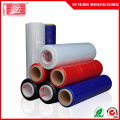 Fábrica LLDPE Palet Wrap Packaging Stretch Film