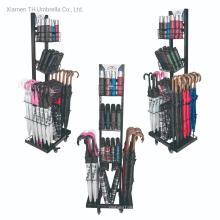High Quality Umbrella Metal Display Stand