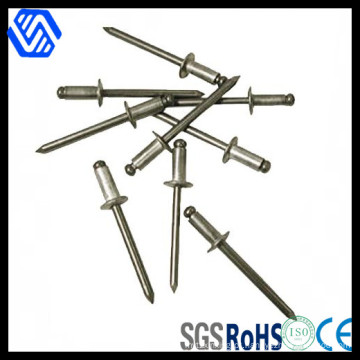 Design Alumínio Core puxando rebites