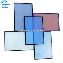 colour insulating glass with CCC and SGCC from China