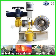 Без привода тяжести аварийного отключения клапан серии Б С шариковым сердечником для трубопроводов ESDV