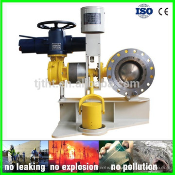 Without Actuator gravity Emergency shut off valve B series with ball core for pipeline ESDV