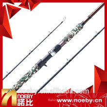 NOEBY 229cm FUJI graphite carbon casting fishing rod