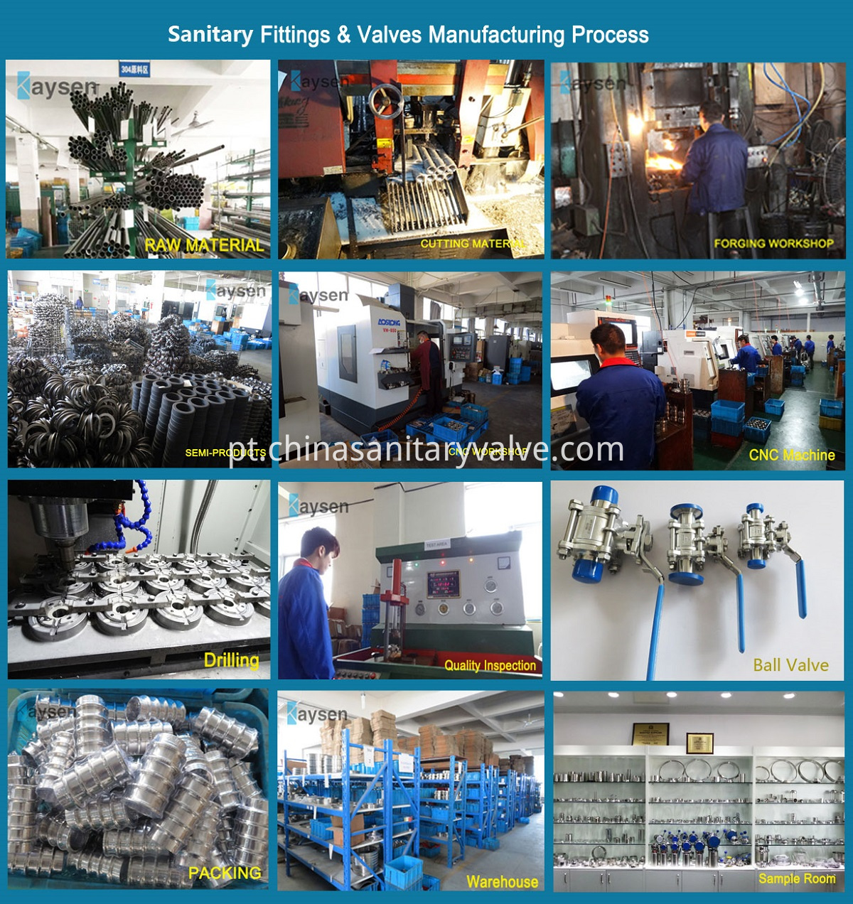 Sanitary Products Manufacturing Process