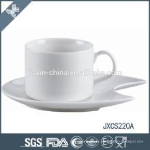 100CC Porzellan Kaffeetasse und Untertasse