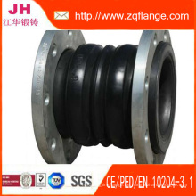 Threaded Rubber Expansion Jiont und Flansche