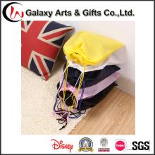 O saco de portador da sapata imprimiu o saco não tecido impresso saco do curso da sapata