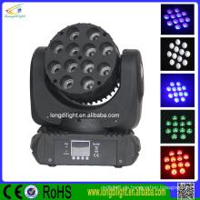 Guangzhou Ausrüstung 12pcs * 10w LED Strahl beweglichen Kopf