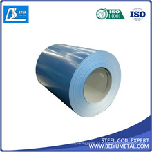 CGCC PPGI PPGL Bobina de acero prepintada ASTM A653