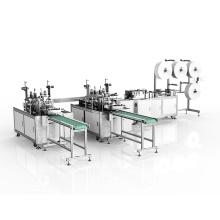 Vollautomatische Maschine zur Herstellung von chirurgischen Einwegmasken