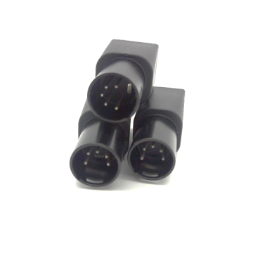 XLR 5P Male to RJ45 Jack Adapter