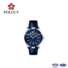 Fashion Elegant Genuine Leather Strap Luminous Watch