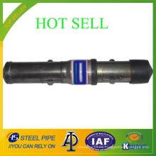 Tubo sónico del registro del acero de carbón de la venta caliente / sónico pip / t sónico
