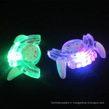 Protège-dents éclairé par LED, dent clignotante