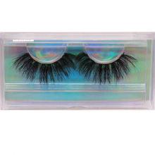 MH012H Hitomi Wholesale Mink Eyelash Strip Long Eyelash soft natural mink eyelashes Fluffy 25mm Magnetic Mink Eyelashes