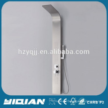 CE thermostatic Wall Stainless steel Shower Panel