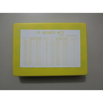 AS568 Standard Serie O-Ringe NBR70 382PCS