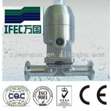 Válvula neumática del diafragma (IFEC-DV100001)