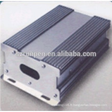 Radiateur en aluminium de moulage mécanique sous pression de précision