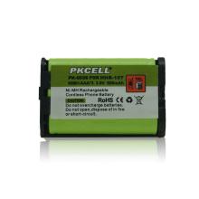 bateria recarregável do telefone do aaa bateria do telefone do aaa 600mah 3.6v