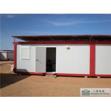 ISO haute efficacité de la construction / coût économique / appartement à conteneur flexible (shs-fp-apartment032)