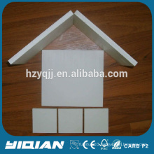 White PVC Cabinet Construction Foam Board