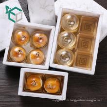 Коробка печенья с делителем
