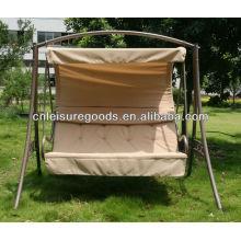 Heavy duty metal patio swing chair