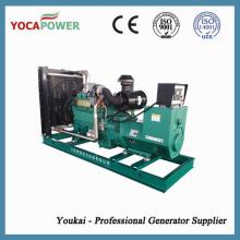 Generador eléctrico de 250kw Generador diesel con motor de 4 tiempos