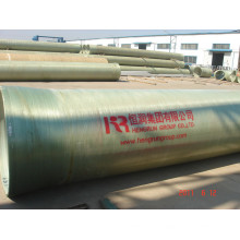 Large Diameter Hydraulic Transmission GRP/FRP Pipes
