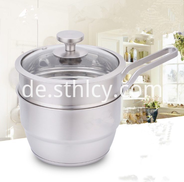 Stainless Steel Milk Pot473zn4