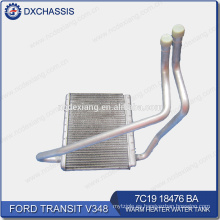 Depósito de agua del calentador caliente genuino para Ford Transit V348 7C19 18476 BA
