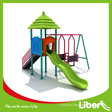 Liben Backyard Play Equipment for Kids with Slide and Swing Set