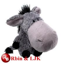 Benutzerdefinierte Plüsch Spielzeug juguetes Esel Puppe