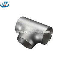 Encaixes de tubulação 304 de aço inoxidável do cotovelo / Tee / Cross / Reducer / Flange