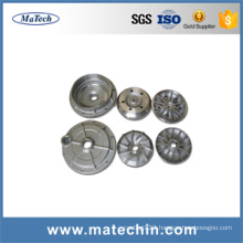 High Quality Precision Lost Wax Investment Casting Turbo Impeller