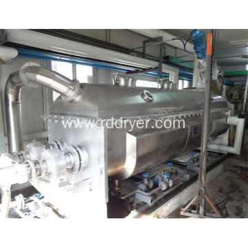 Large Drying Capacity Industril Sludge Paddle Drying Machine