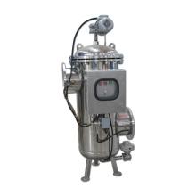 Filtro autolimpiante del cepillo de succión del agua de la autolimpieza con el diferencial de la presión