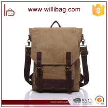 Retro Leisure College Backpack Bag Canvas Wholesale Backpack
